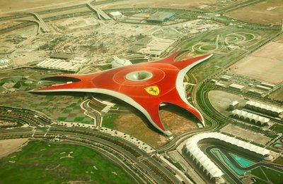 Ferrari World - Dubai