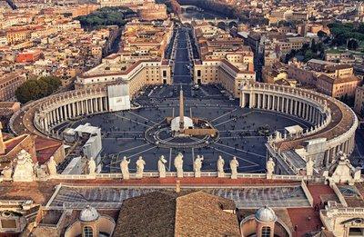 Angels & Demons - Roma Vatikan Turu